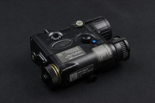 ELEMENT AN/PEQ-16A INTEGRATED POINTER BK