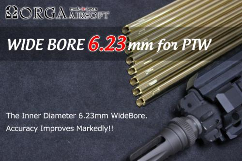 MAGNUS 6.23 WIDEBORE Barrel for PTW 373mm