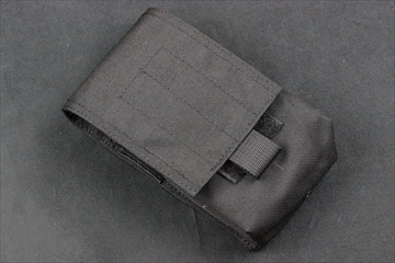 A-TWO Black Single 7.62mm Magazine Pouch