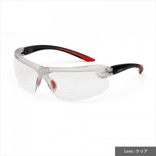 bolle Safety IRI Clear Lens