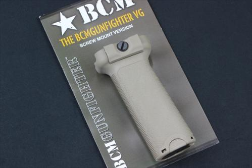 Real BCM GUNFIGHTER Vertical grip FDE Picatinny