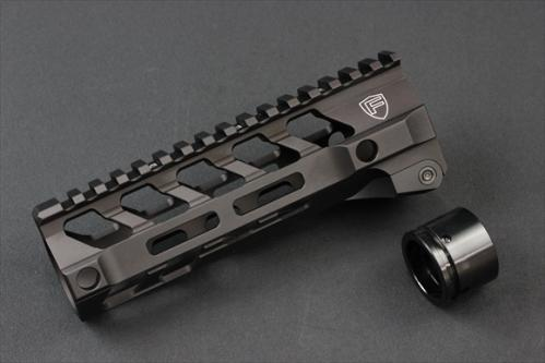 IRON AIRSOFT FORTIS Switch556 M-LOK 6.7inch