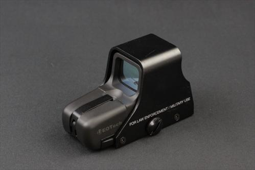CANIS LATRANS EOTech55 Dot Sight & Logo
