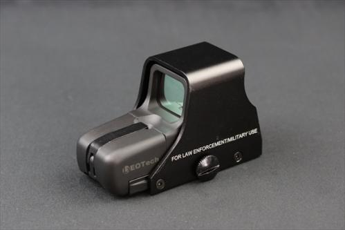 CANIS LATRANS EOTech551Dot Sight