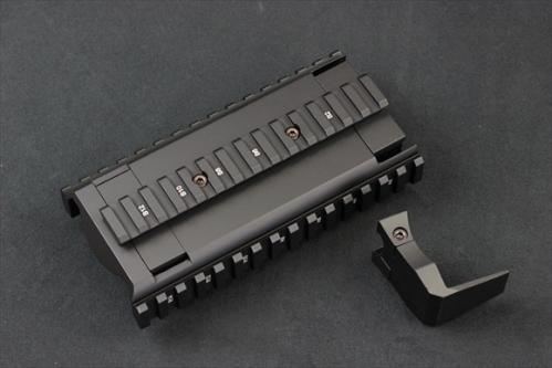 TACTICAL RAIL BK for G&G FN F2000