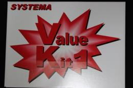 SYSTEMA VALUE KIT1 CQBR MAXⅡReguler PTW