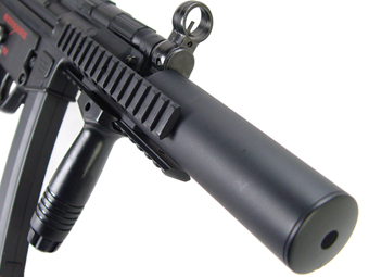 SILENCER ATTACHMENT for MP5K, PDW