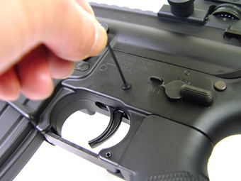 TRIGGER LOCK PIN for Next Gen M4 AEG