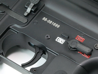 TRIGGER LOCK PIN for Next Gen HK416D AEG